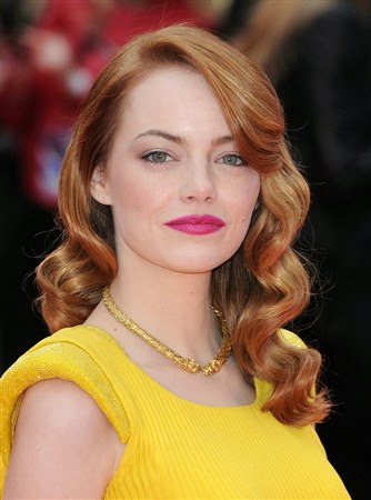 model gaya rambut selebritis dunia 2015
