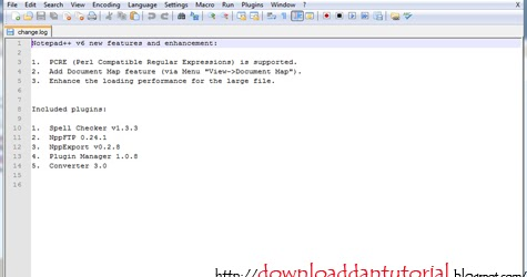 LATIHAN MEMBUAT FILE JAVA DENGAN NOTEPAD ++ - Download ...