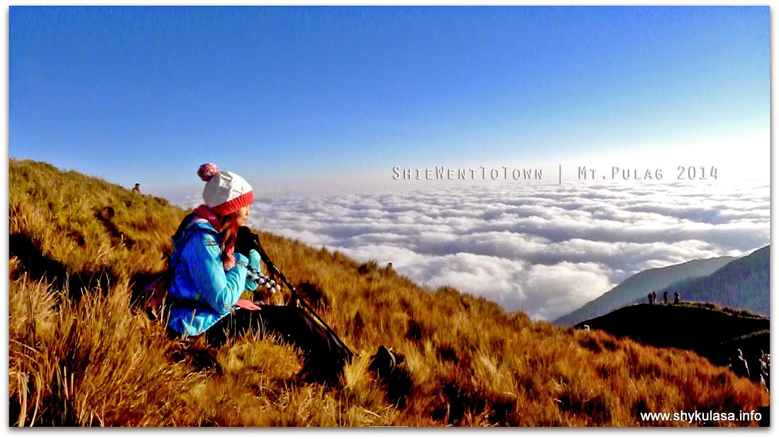 Sea of Clouds at Mount Pulag