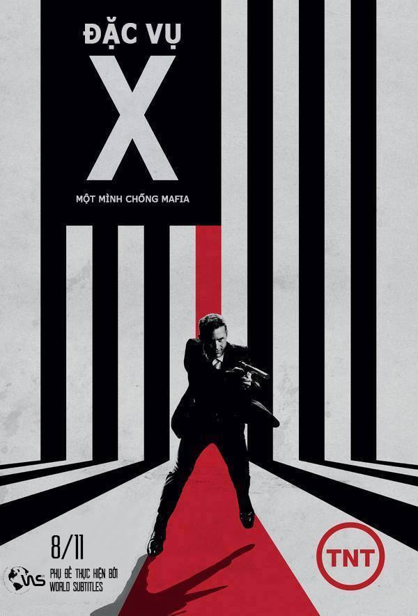 Đặc Vụ X - Agent X Season 1