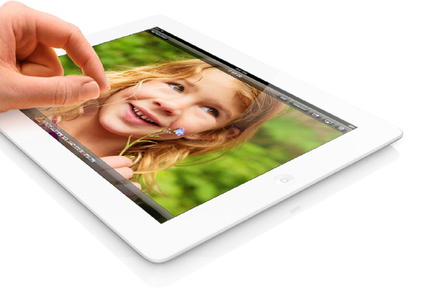 Apple Officially Announced  The iPad 4 128GB Model 