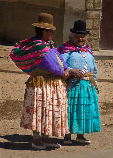 Carbon-Based: Indigenous Bolivian women fight climate change