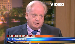 RED LIGHT CAMERAS AND THE ACLU, PI BILL WARNER ABC7 SARASOTA FL