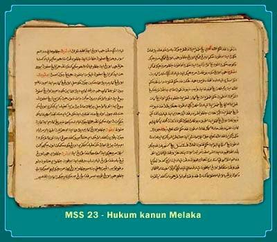 Hukum Qanun Melaka