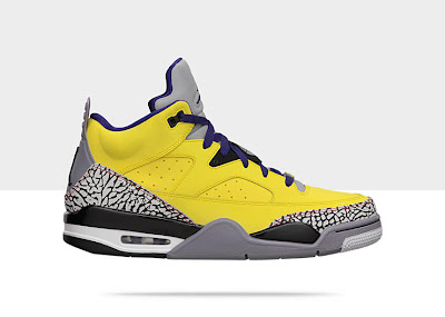 Jordan Son Of Mars Low Men's Shoe 580603-708