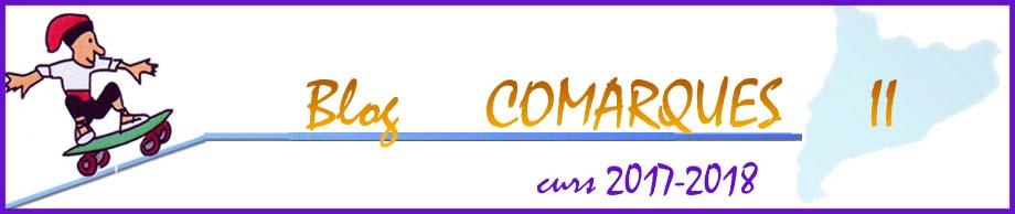 Comarques II - curs 2017-18