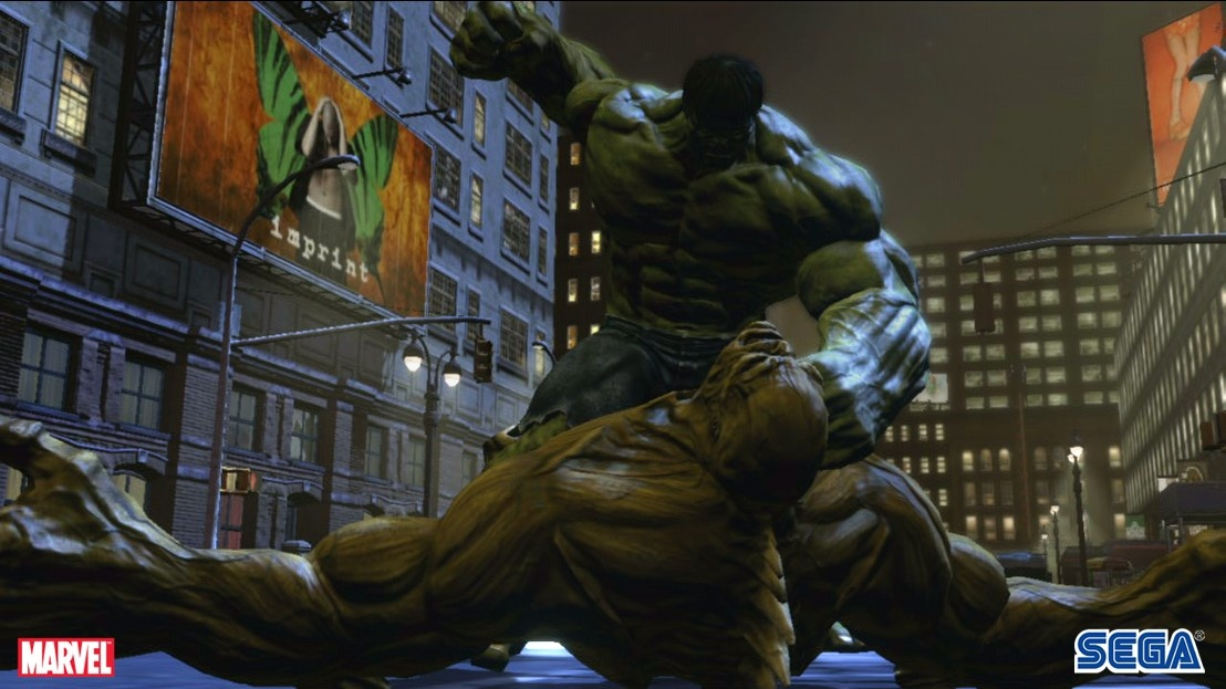 marvel hulk game  full version
