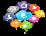 Redes Sociais - brevemente