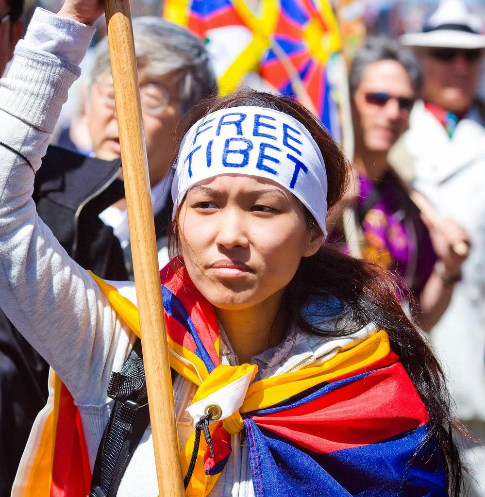 Thomas Hawk, Oser, Niewidoczny Tybet, Okres ochronny na czarwonice, Carmaniola