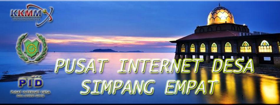 PUSAT INTERNET DESA SIMPANG EMPAT
