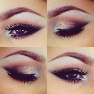 perfect valentines day makeup