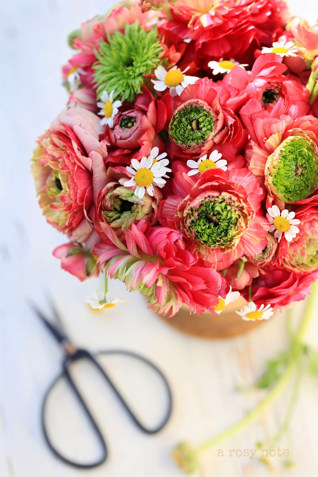 Flowers, Fruit, Fall and Fitness | A Rosy Note