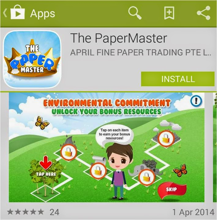 PaperMaster Game App, PaperOne, paper master, papermaster game, game app, know your paper
