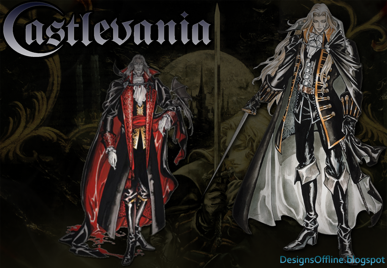 Wallpaper Castlevania