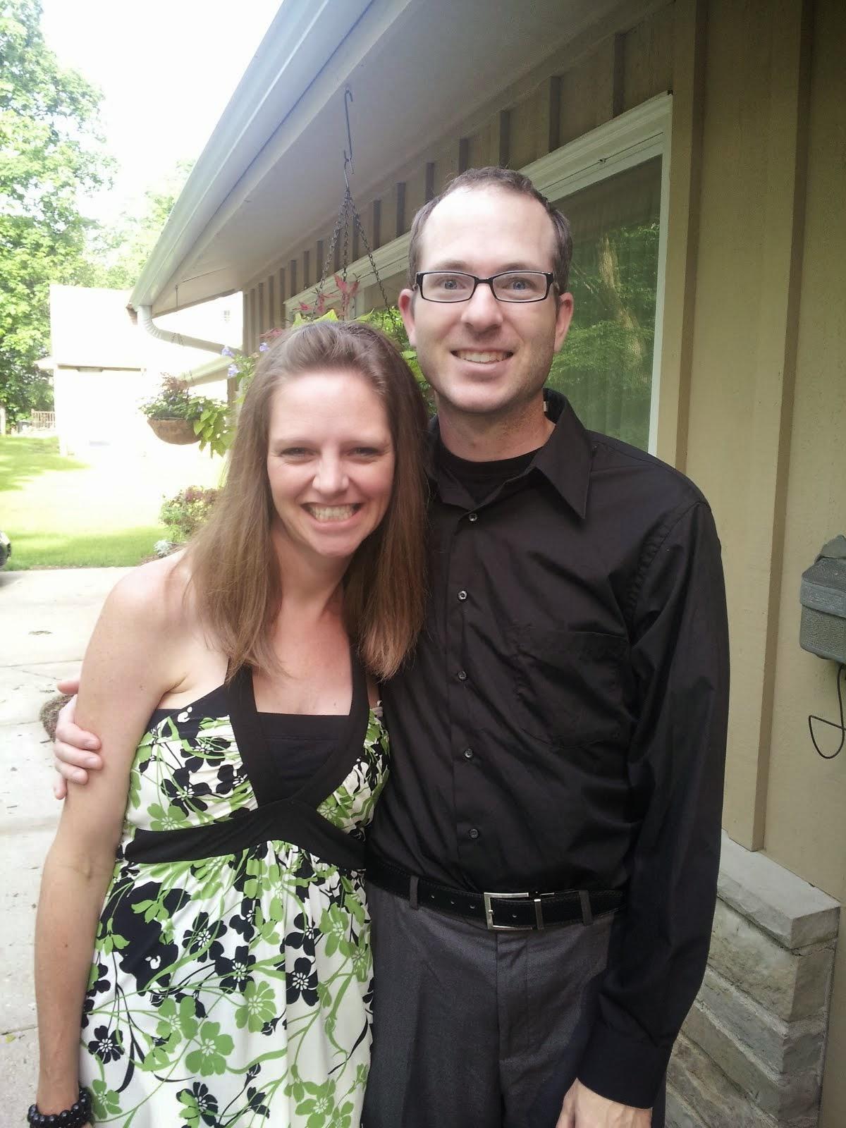 Eric and Sarah
