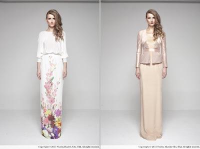 Design Baju Raya 2012 By Nurita Harith - Fashion Terbaru