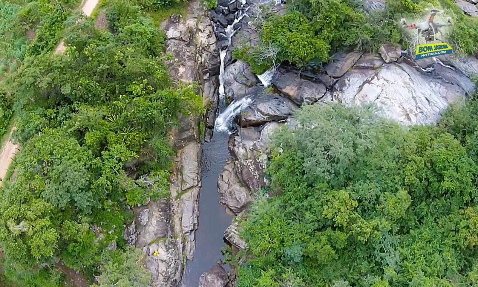 Cachoeira de Paquevira, lindo esse lugar!