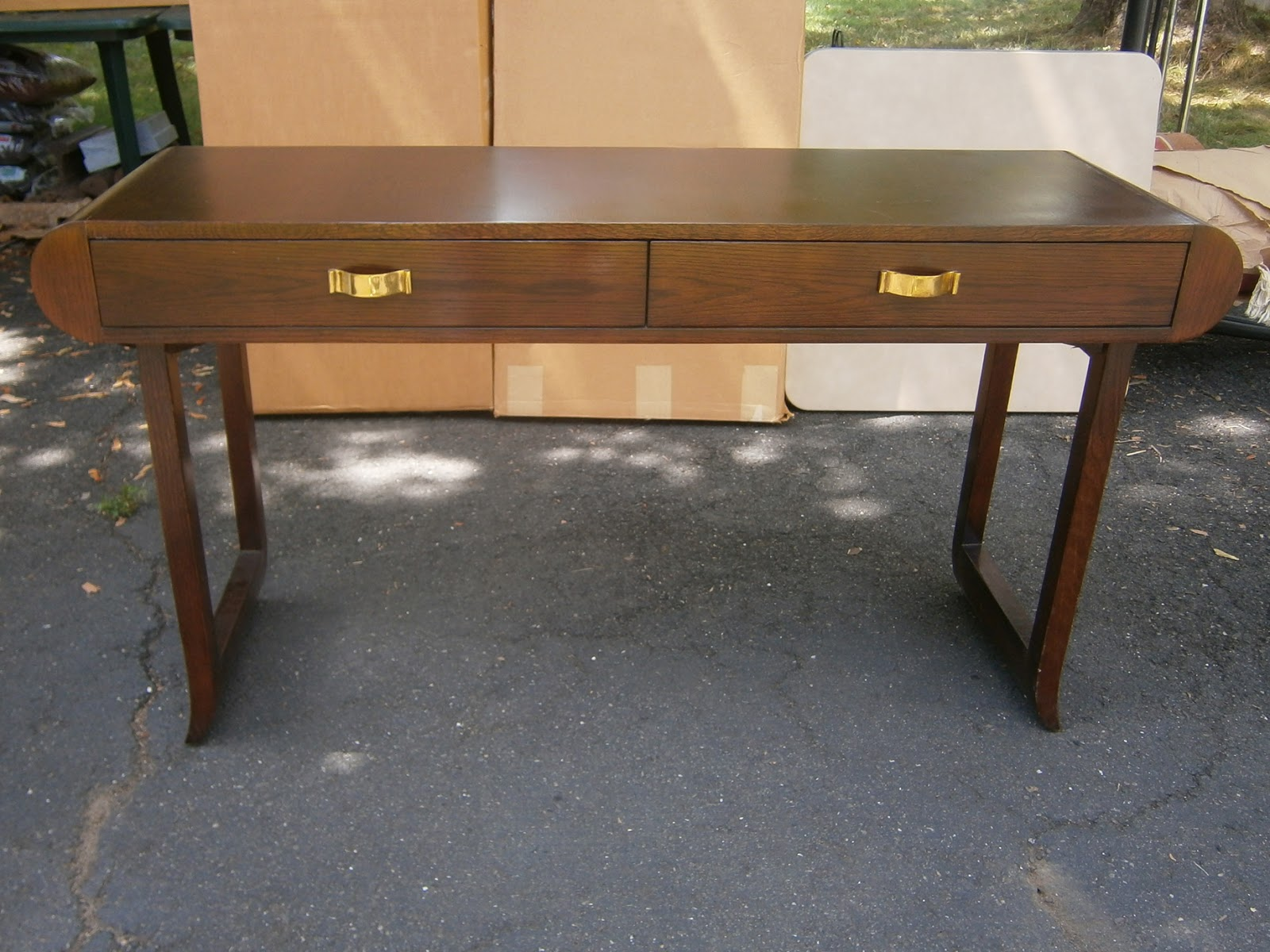 Goodthingsmodern high quality century console table all