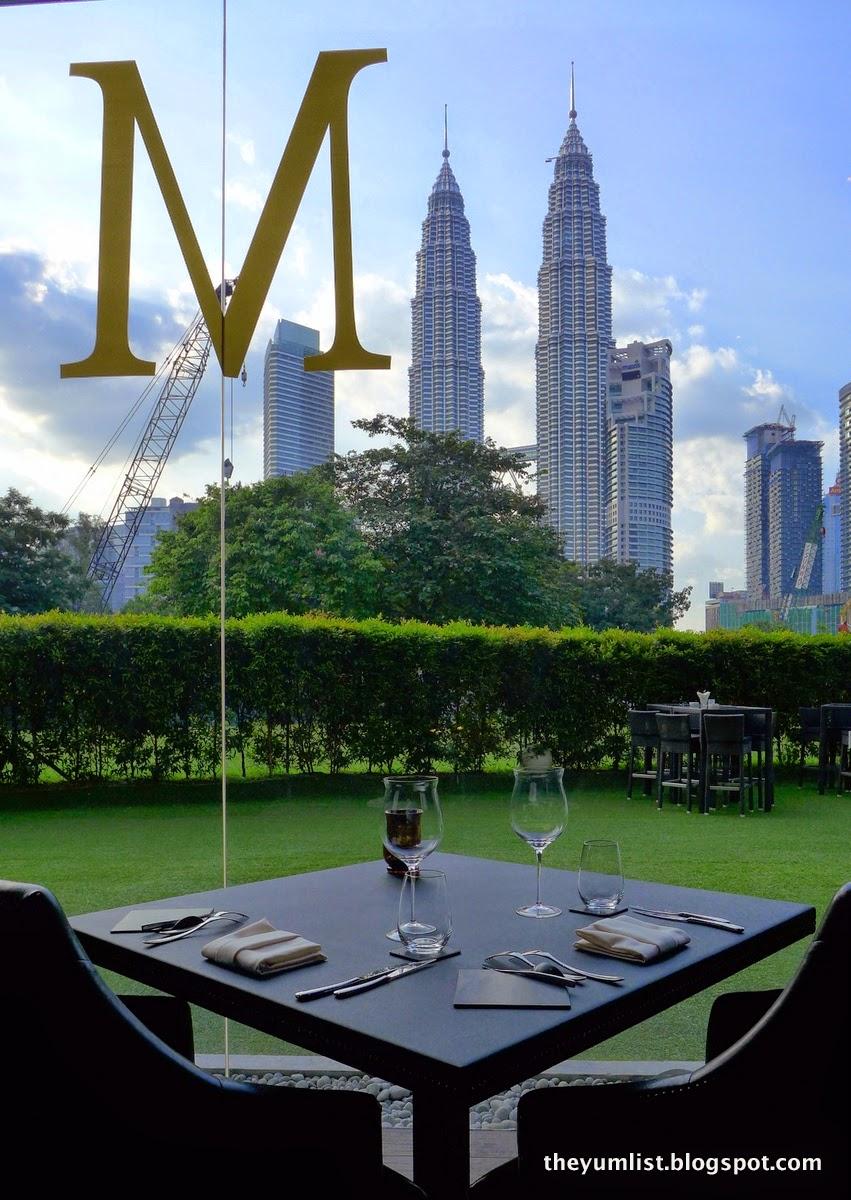 Marble 8, Valentine's Day Menu, Kuala Lumpur