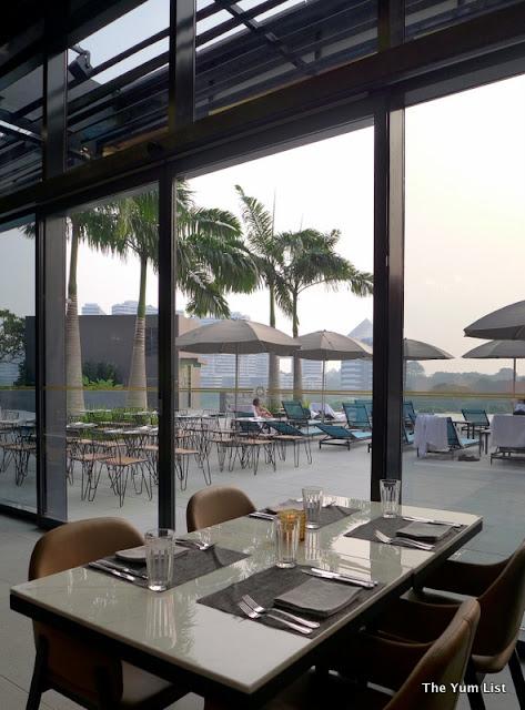 The Carvery, Park Hotel Alexandra, Singapore