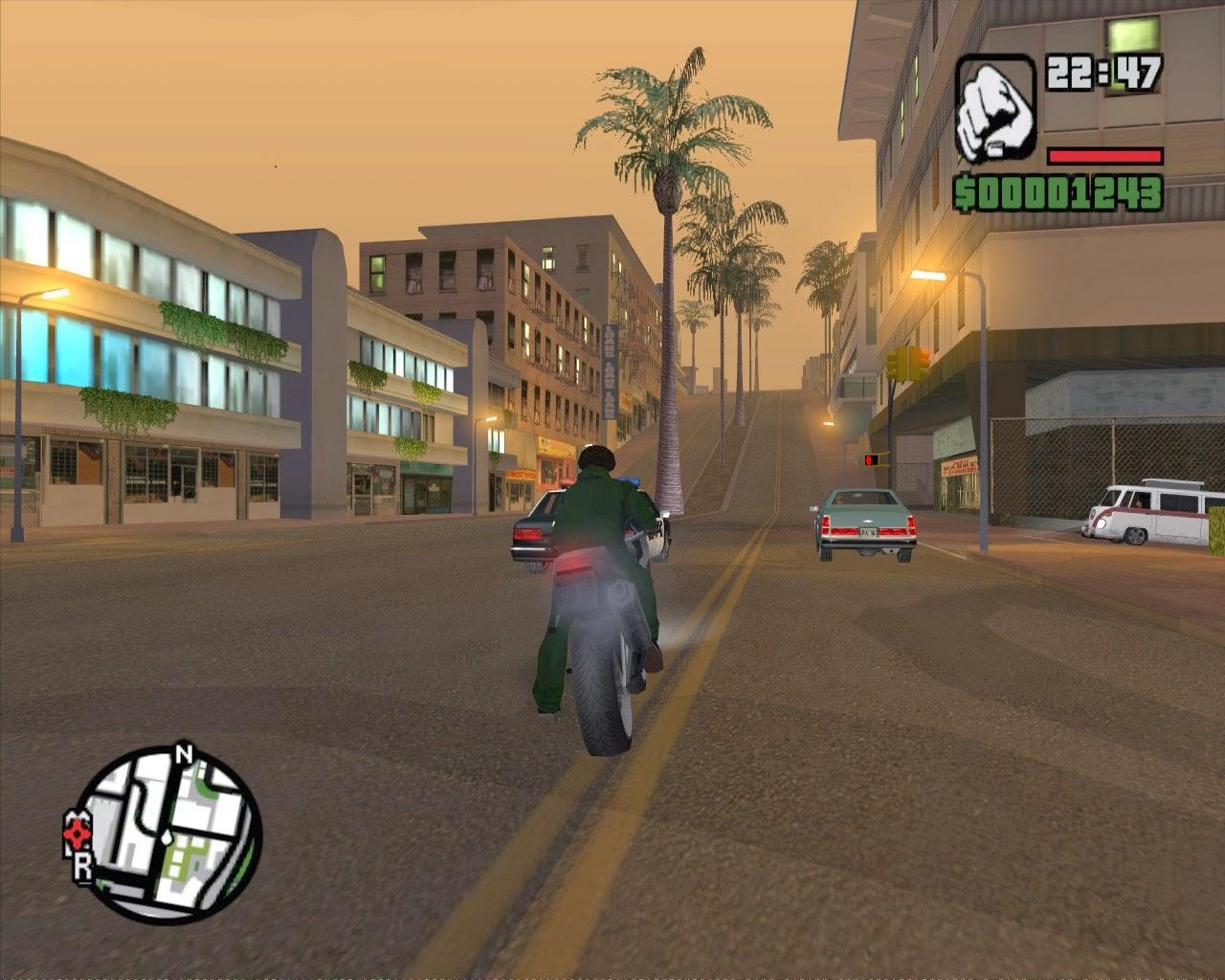Free Rockstar publsiher installment GTA San Andreas