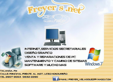 FREYER S .NET, BUSCANOS EN FACEBOOK