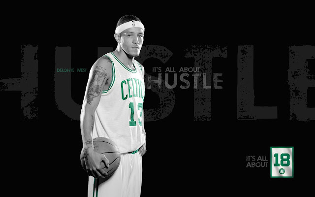 Delonte West Basketball