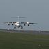 Avião não consegue pousar por causa dos ventos