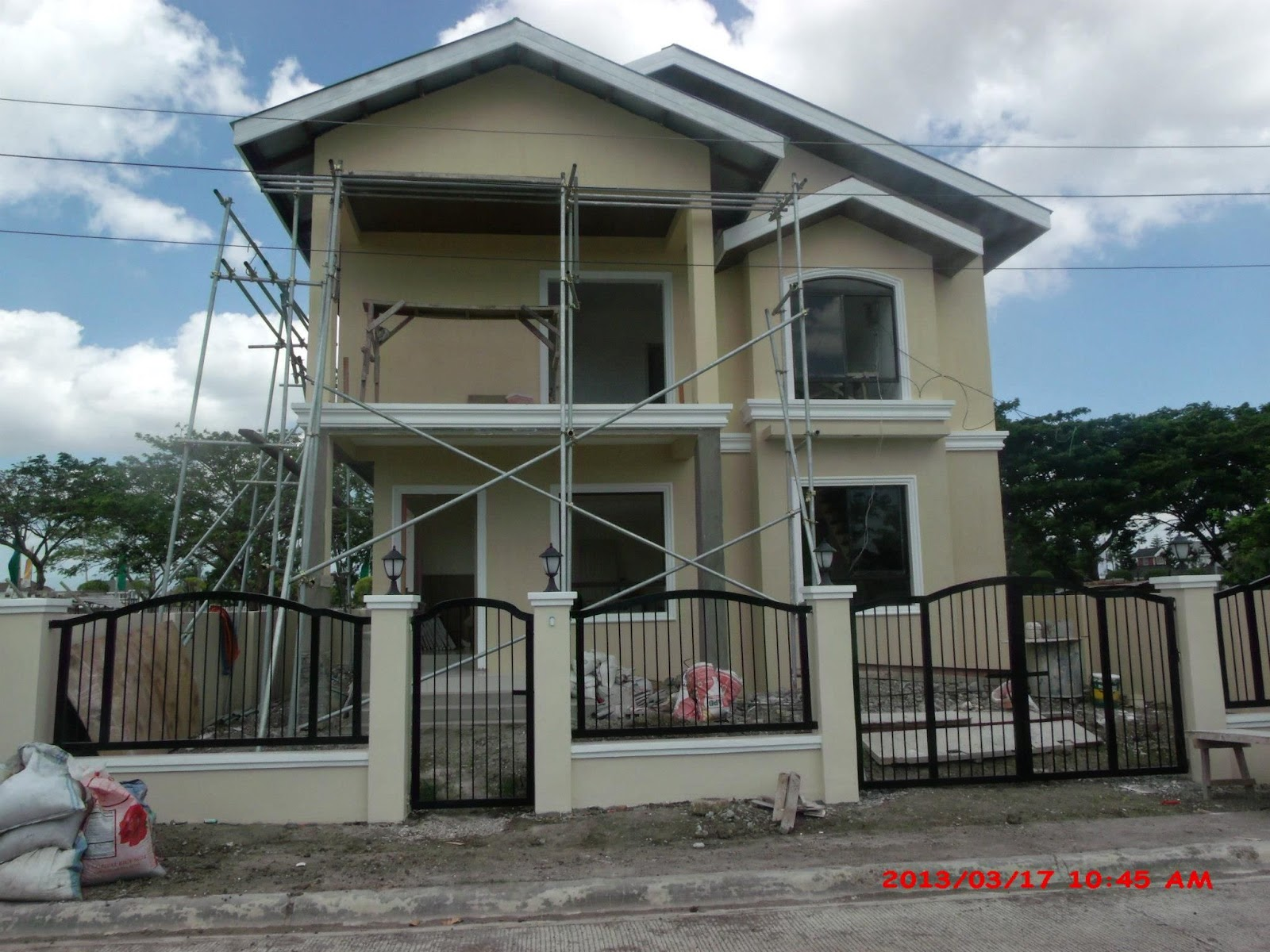Simple 2 story house in philippines joy studio design for Cheap 2 story houses