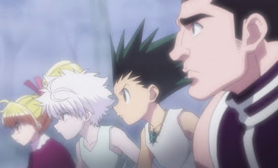 Hunter X Hunter 68 Subtitle Indonesia