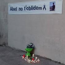 Fa tres anys: en record de l'Abel