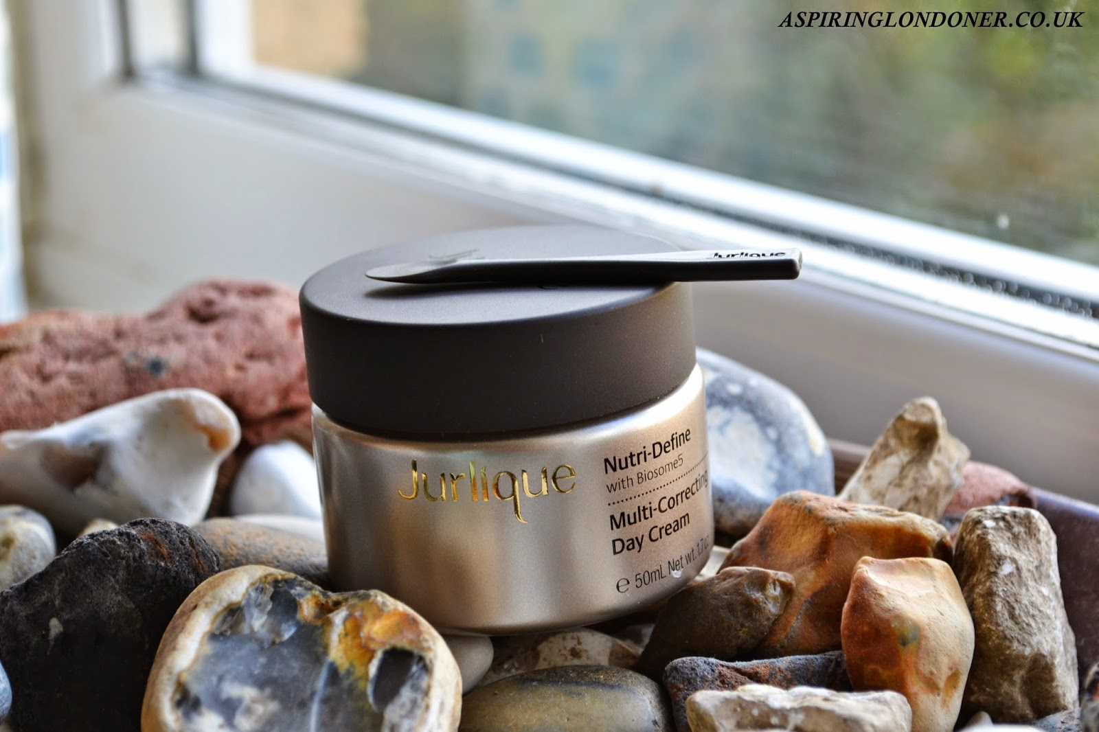 Jurlique Nutri-Define Multi Correcting Day Cream Review - Aspiring Londoner