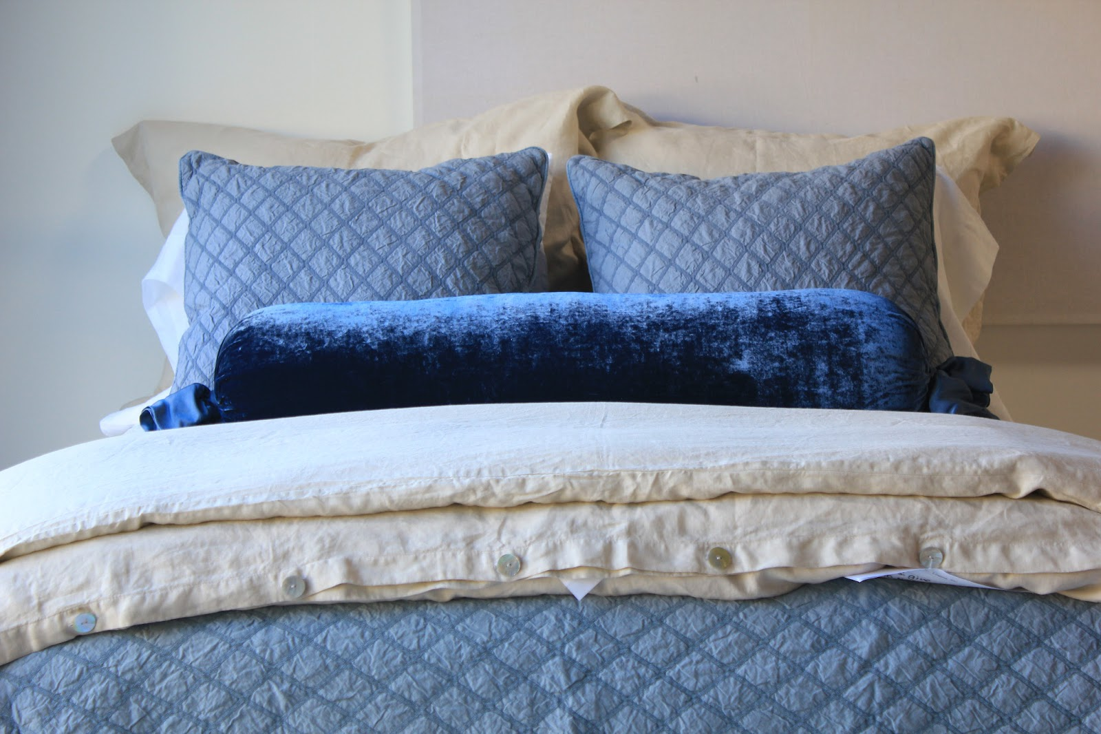 Life Style Bella Notte Linens Spring 2013 Collection