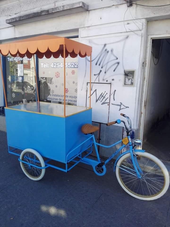 Triciclos foodbike a pedido.