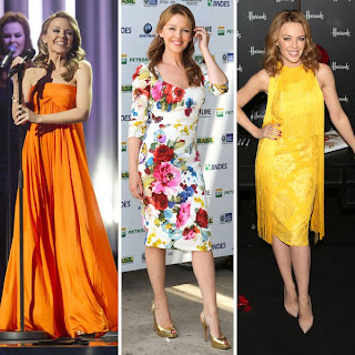 Kylie Minogue, Best Dressed Celebrity of 2012, Best Dressed Celebrities