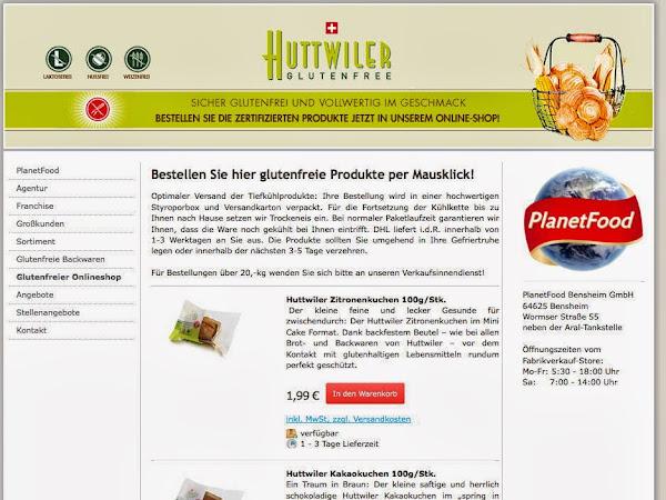 Neuer Online-Shop: Huttwiler per Mausklick bestellen