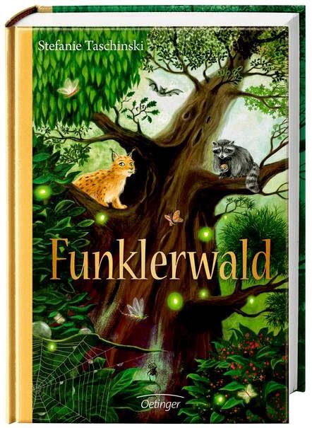 http://www.amazon.de/Funklerwald-Stefanie-Taschinski/dp/3789148075/ref=sr_1_1?ie=UTF8&qid=1422724391&sr=8-1&keywords=funklerwald