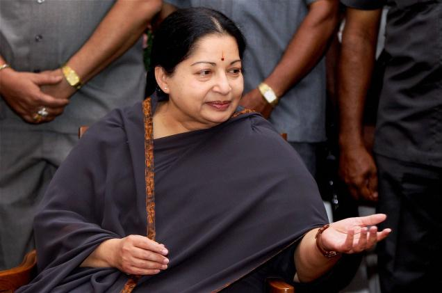 Tamilnadu-AIADMK-politician-CM-Jayalalithaa-2011-July