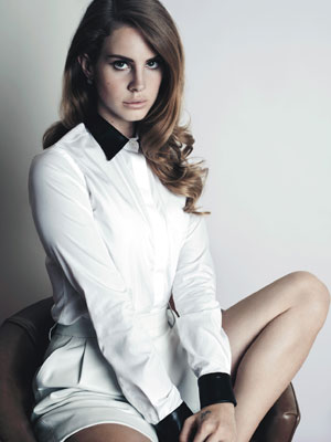 lana del rey gorgeous 