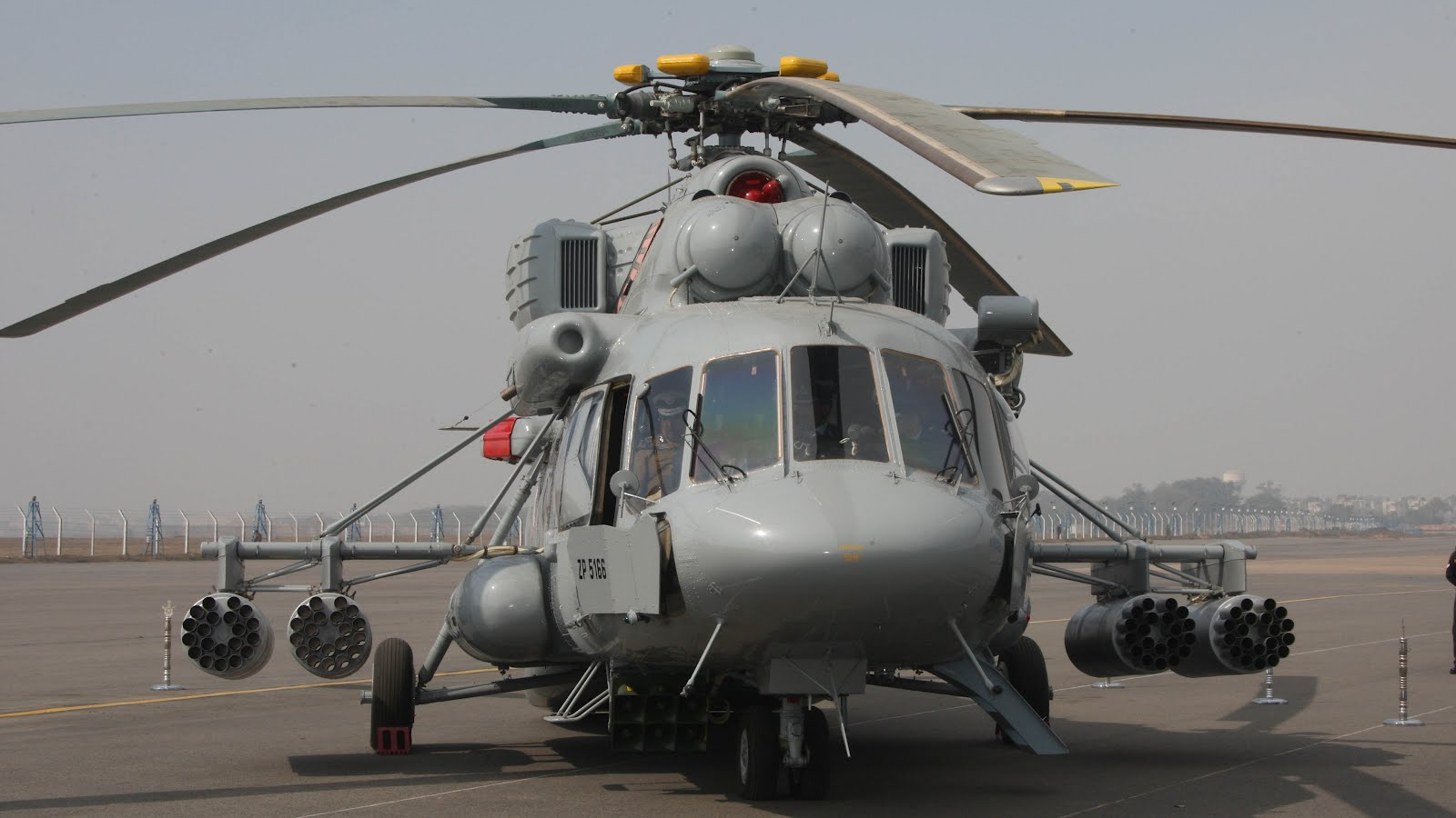 Indian Air Force (IAF): News - Page 2 INDUCTION%2BOF%2BMi-17%2BV5%2BHELICOPTER%2B%252813%2529