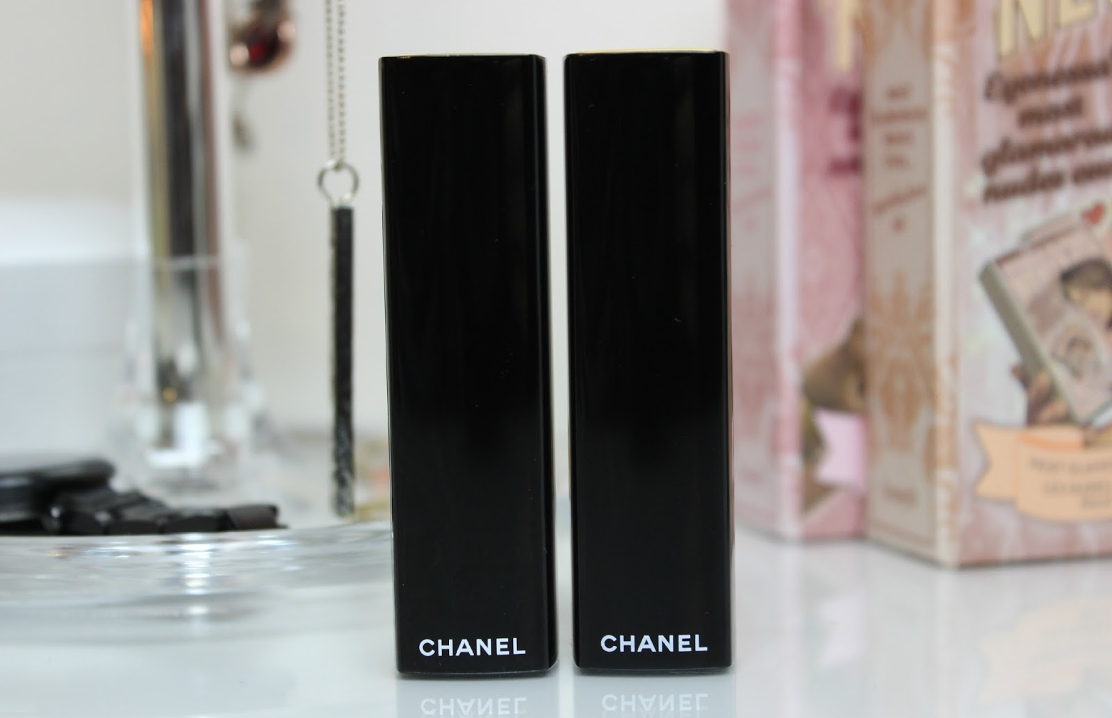 A picture of Chanel Rouge Allure Lipsticks