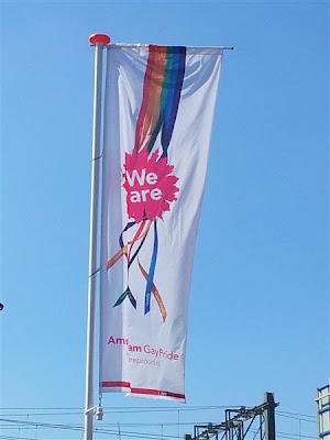 Amsterdam Gay Pride 2012