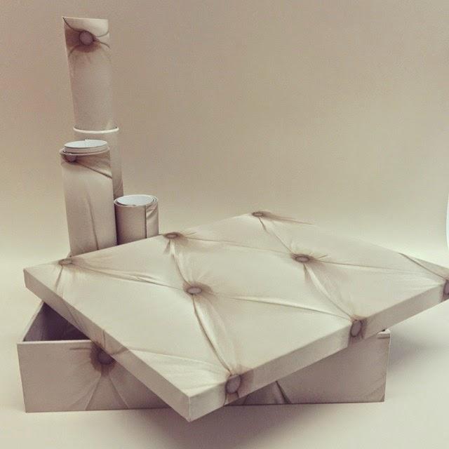 Ateli craft oficina forra o de caixa com tecido adesivo for Oficina de caixa