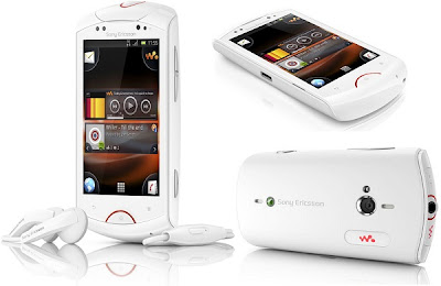 Sony Live with Walkman: Android phone for music & Facebook