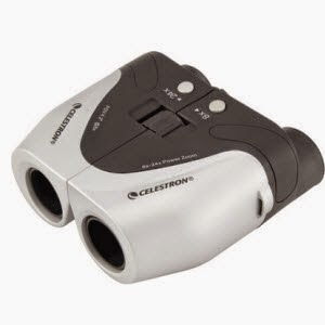 Flipkart: Buy Celestron 8-24×25 Electric Power Zoom Porro Prism Binoculars Rs. 2999