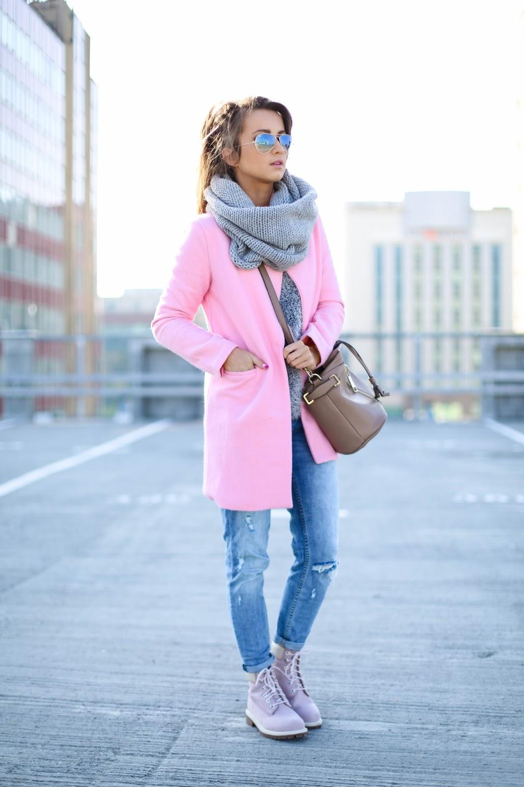 Light Pink Grey Combo Styloly Bloglovin