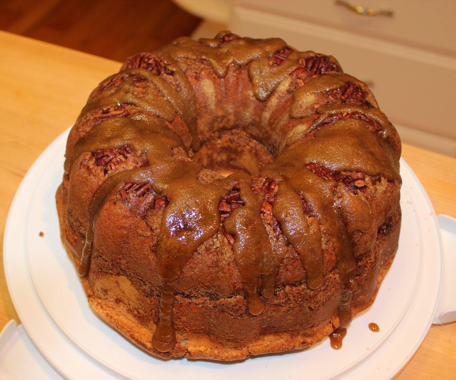 Recipe For Texas Pecan Pie Pound Cake