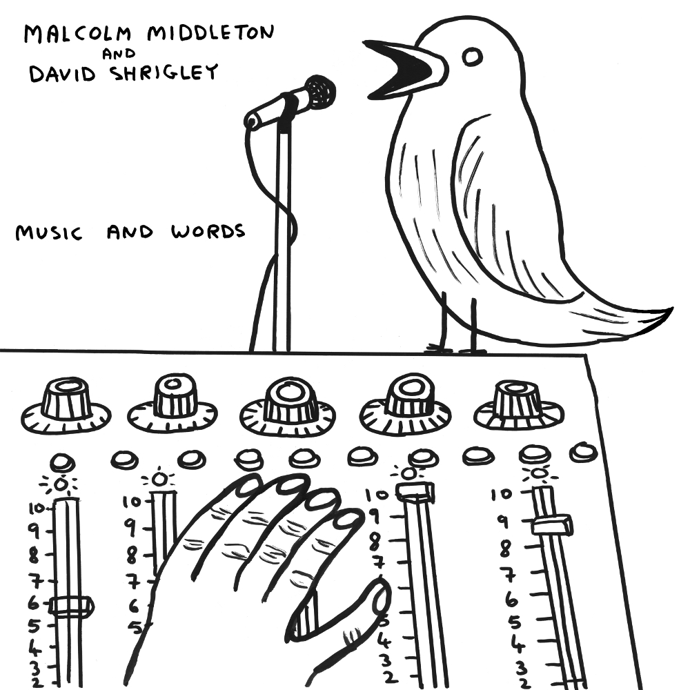 Malcolm Middleton and David Shrigley - Music And Words