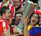 Campeones de UEFA 2012