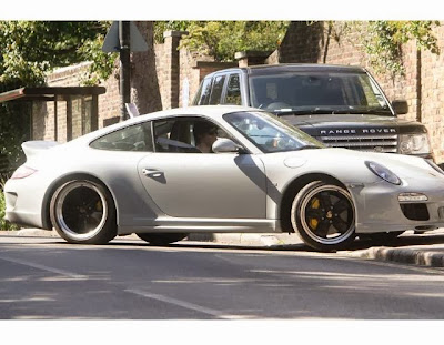 The cars of Harry Styles: Porsche 911 Sport Classic